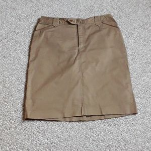 NWOT Lauren Ralph Lauren Pencil Skirt